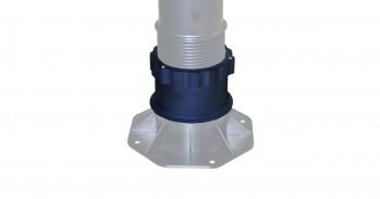 Adapter für Terrassenlager, 80 mm