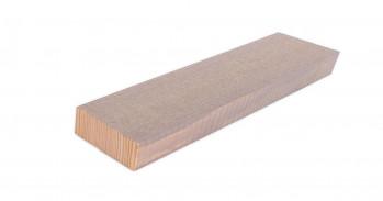 DURApatina Rhombus-Leisten Selekt, 21 x 65 mm, Lavagrau
