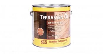 SCS Holz-Spezialöl, Lärche