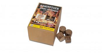 Kaminfeuer Jumbo-Anzünder, 5 kg