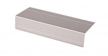 silvadec ALU Abschlußprofil, 37x71 mm, eloxiert