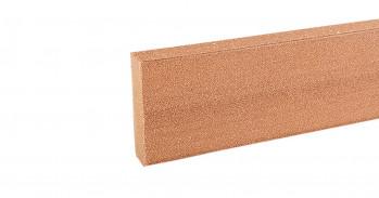 silvadec WPC Abschlußprofil, 20x70 mm, glatt, Colorado Braun