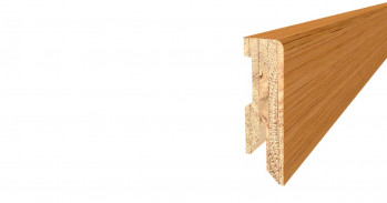 Tilo Fußbodenleiste SL501 Eiche Caramel Alpin