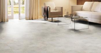 Tilo Vinylboden Eleganto Beton Silber
