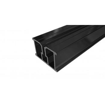 Twinbox UK schwarz, 39x24 mm